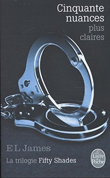 Cinquante nuances plus claires d'E.L. James