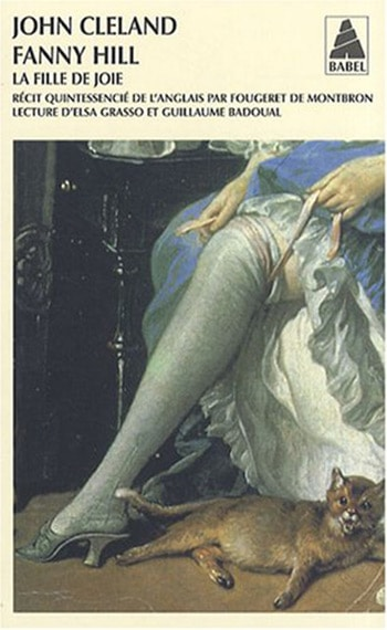 Fanny Hill : La Fille de Joie de John Cleveland