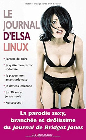 Le Journal d'Elsa Linux d'Elsa Linux