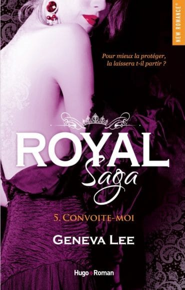 Roman érotique Royal Saga 5